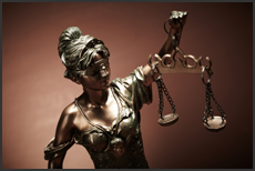 Lady Justice - Real Estate Law